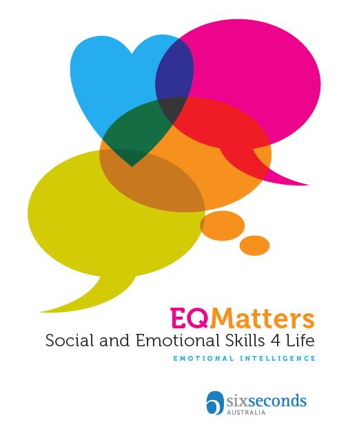 EQ Matters Social and Emotional Skills 4 Life
