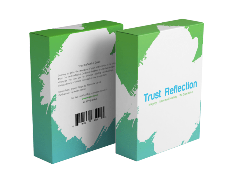 Trust Reflection Cards