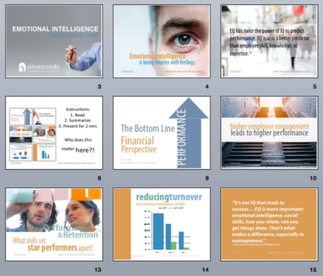 The Business Case for EQ 2016 Presentation Kit